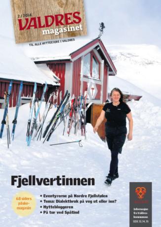 Valdresmagasinet - Utgave 2 2014