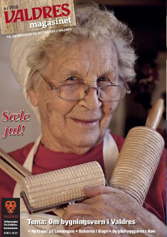 Valdresmagasinet - Utgave 6 2015