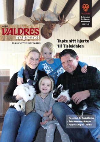 Valdresmagasinet - Utgave 1 2015
