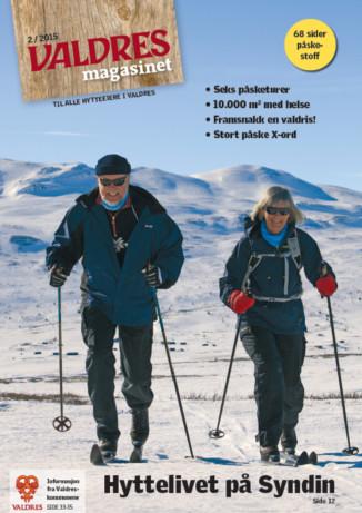 Valdresmagasinet - Utgave 2 2015
