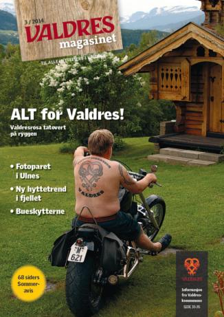 Valdresmagasinet - Utgave 3 2016