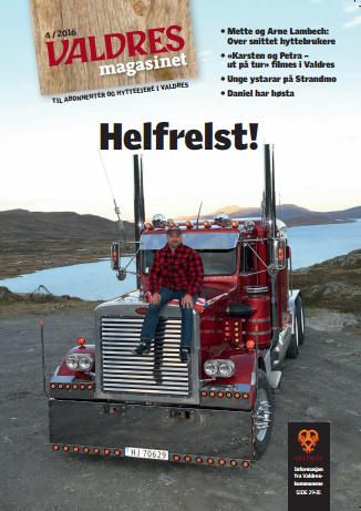 Valdresmagasinet - Utgave 4 2016
