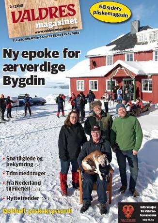 Valdresmagasinet - Utgave 1 2018