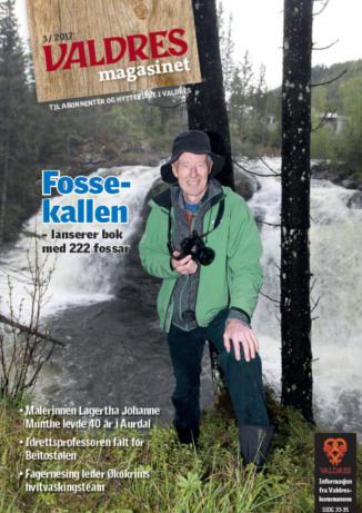 Valdresmagasinet - Utgave 3 2017