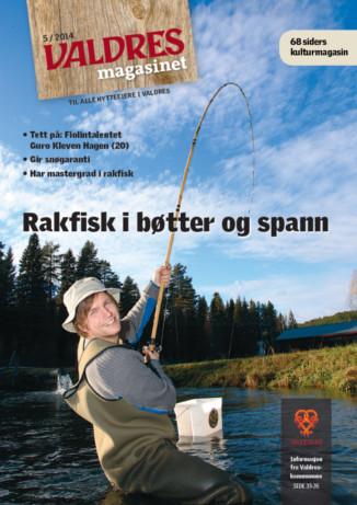 Valdresmagasinet - Utgave 5 2014
