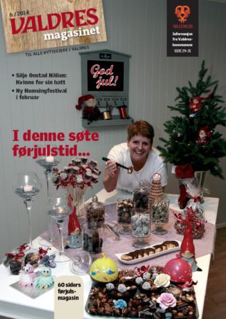 Valdresmagasinet - Utgave 6 2014