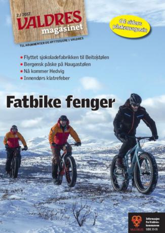 Valdresmagasinet - Utgave 2 2017